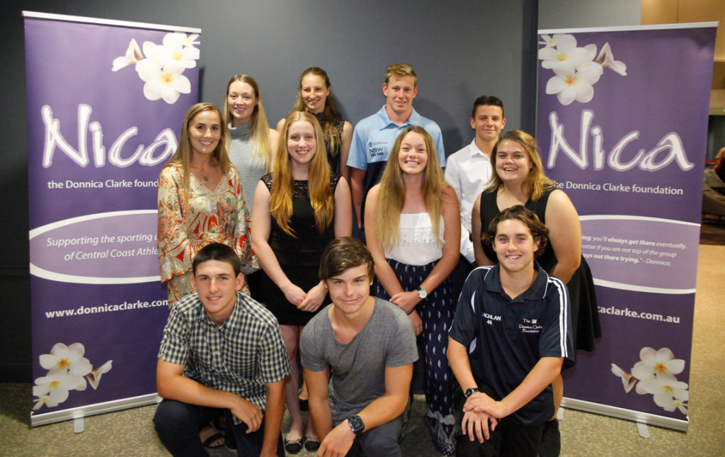 2016 scholarship holders